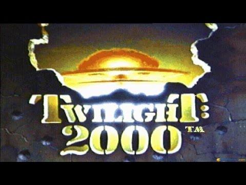 Twilight 2000 gameplay (PC Game, 1991) thumbnail