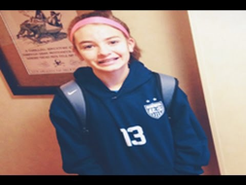 11 YEAR OLD GIRL SOCCER PLAYER | KYRA ANZALDO