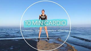 10 Min Cardio Workout