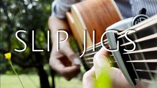 The Slide From Grace - Slip Jigs - Celtic Fingerstyle Guitar