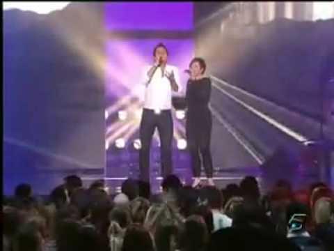 Patty Garcia y Pablo López - Cuando me vaya [Gala 1 OT2008]