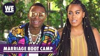 Meet Soulja Boy & Nia Riley | Marriage Boot Camp: Hip Hop Edition