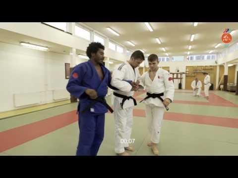 Blind Judo coach education film
