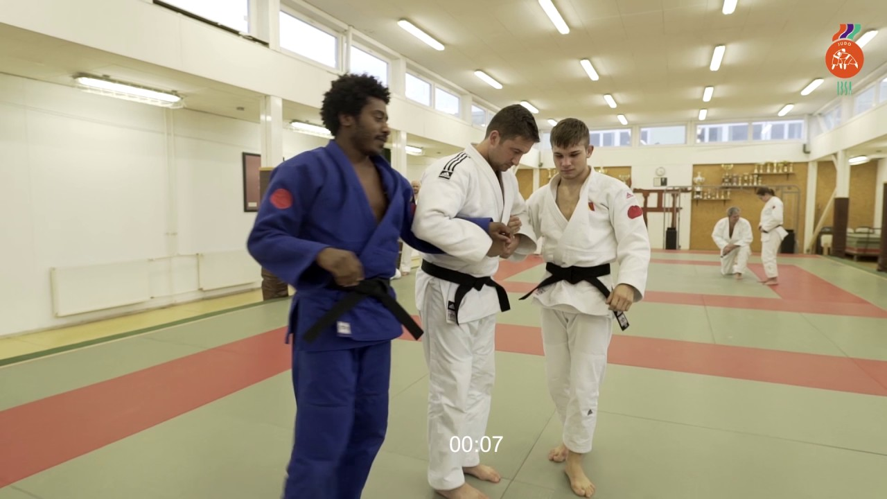 IBSA Judo coach education film
