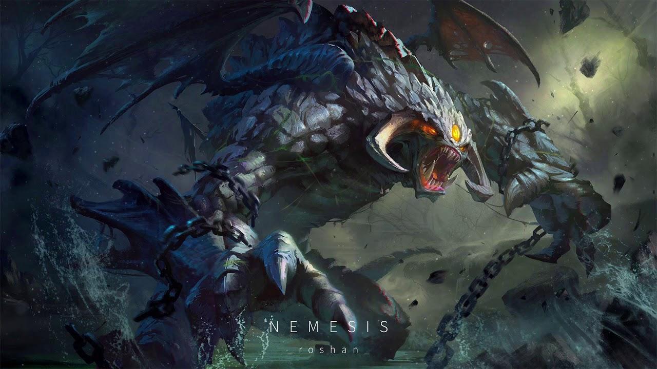 Thefatrat Nemesis Dota  Music Pack