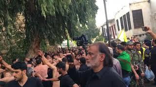Shaam 2017. Bazaar Shaam Pursa Ansar Party