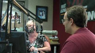 Part 1 of 3: Choya Harden of RelyLocal Asheville on Leah McGrath's Ingle's Radio Show