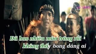 [Karaoke HD] TÌNH YÊU MÀU NẮNG - ĐOÀN THÚY TRANG & BIG DADDY