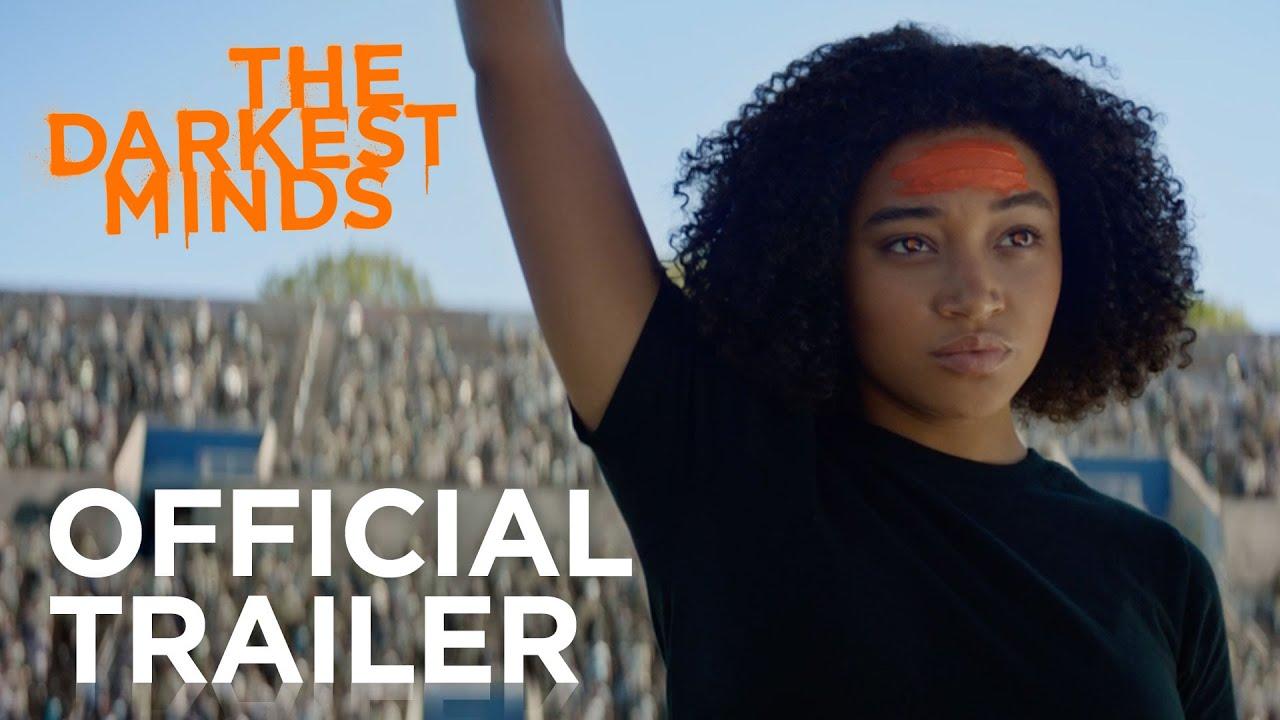 מוחות אפלים - טריילר רשמי | The darkest minds Official Trailer