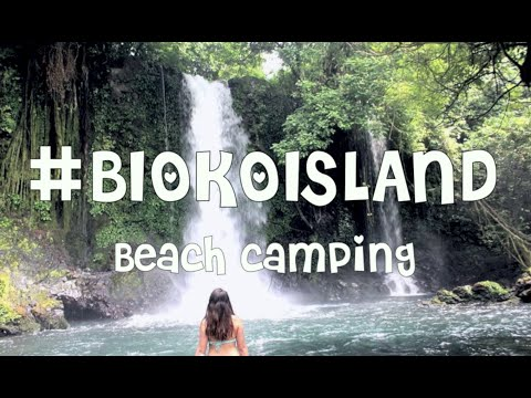 Beach Camping in Equatorial Guinea