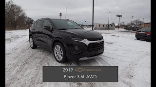 2019 Chevrolet Blazer 3.6L AWD|In Depth Review|Test Drive