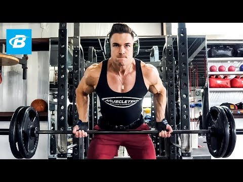 Muscle-Building Back Workout for Mass | Abel Albonetti