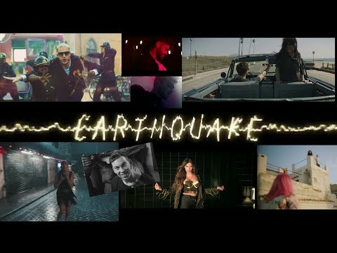 Hardwell - Earthquake ( Official Video )