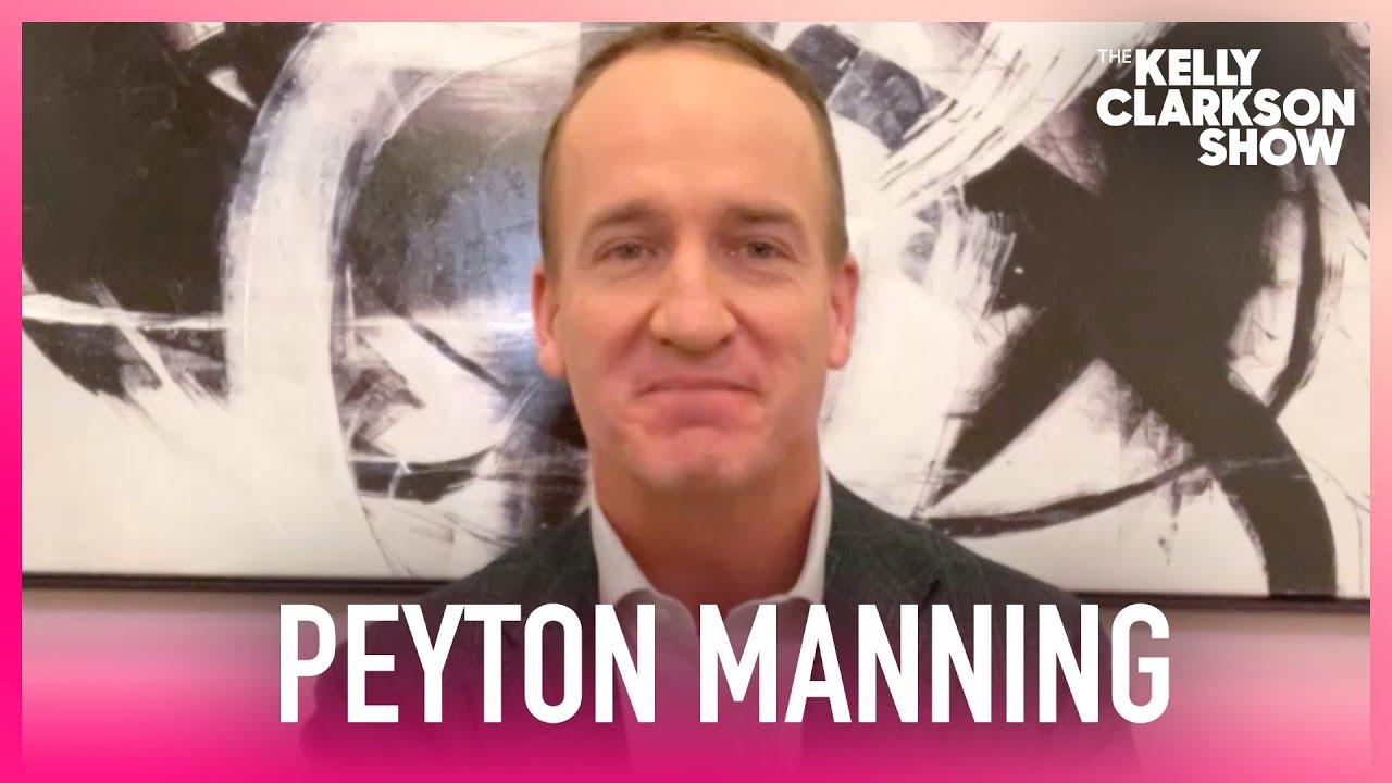Peyton Manning's Kids Don't Wear His Jersey