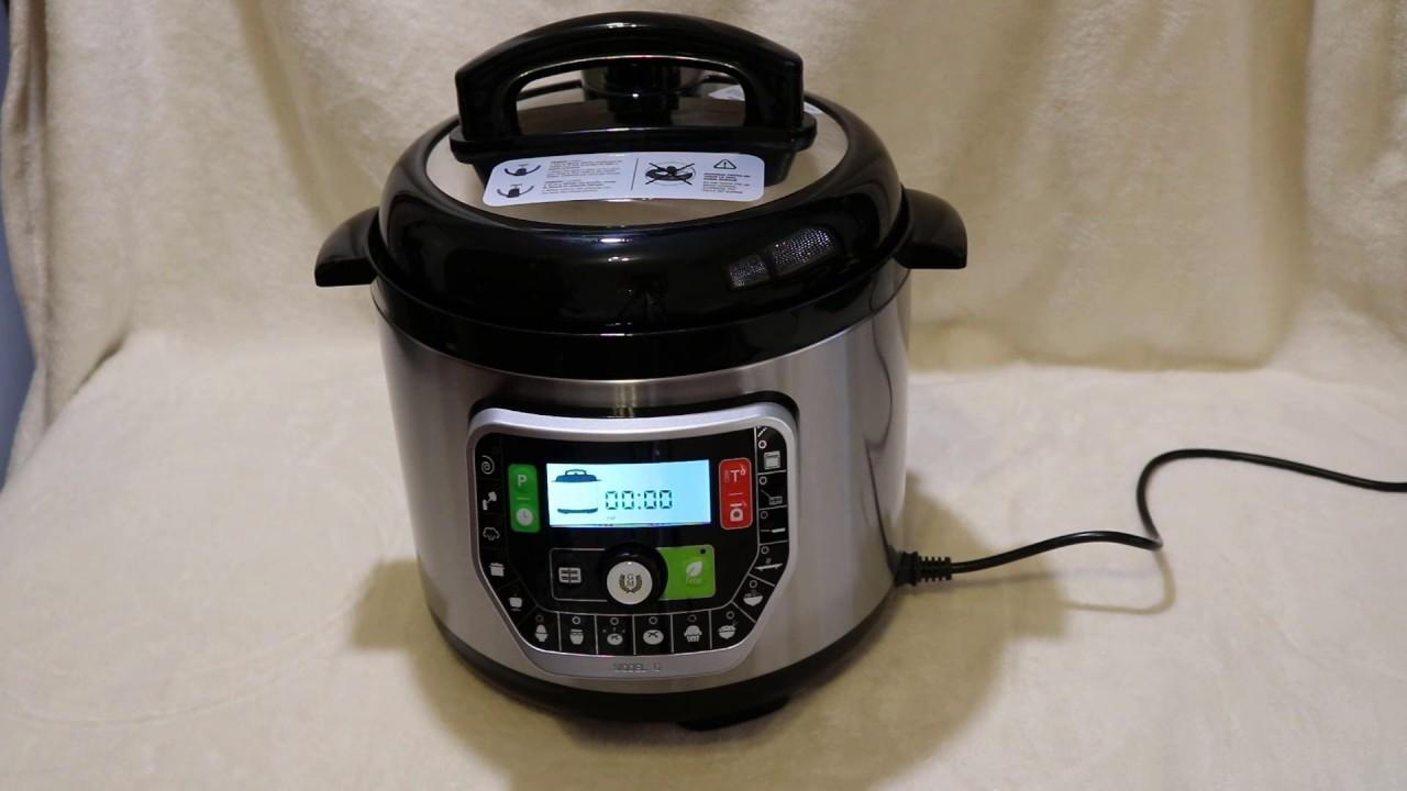 Olla Programable GM G Deluxe. Cocina Con Maikel