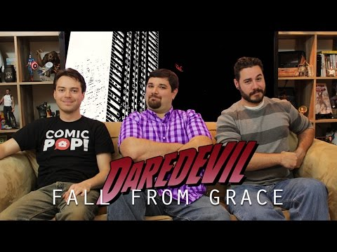 DAREDEVIL - FALL FROM GRACE | Back Issues
