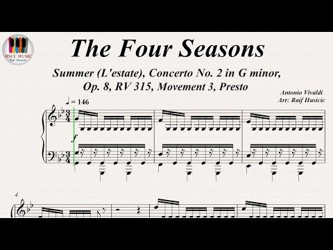the-four-seasons,-summer-(l'estate),-g-minor,-op.-8,-rv-315,-mov.-3,-presto---antonio-vivaldi,-piano