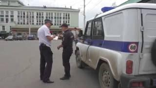 Сказ о не предвзятости сотрудника ДПС на ЖД вокзале г. Саратова