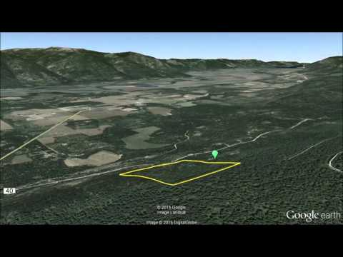 40 Acre Parcel in Boundary County, ID