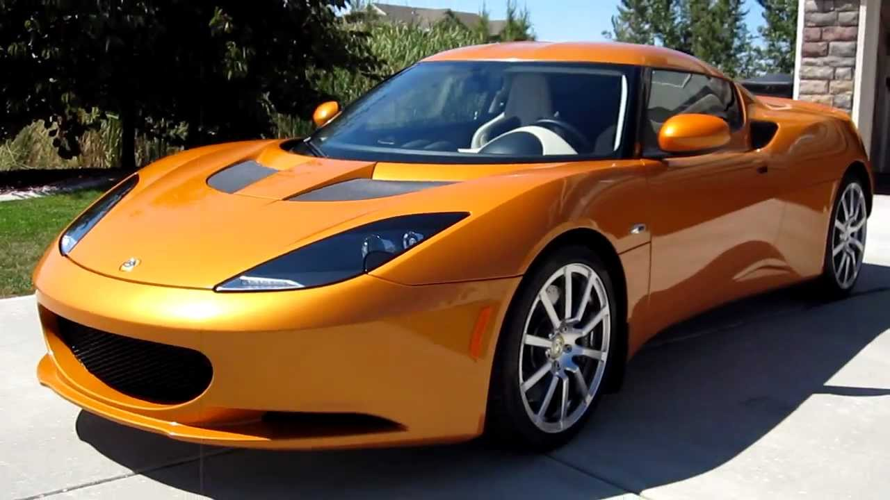 lotus evora burnt orange for sale by owner youtube. Black Bedroom Furniture Sets. Home Design Ideas