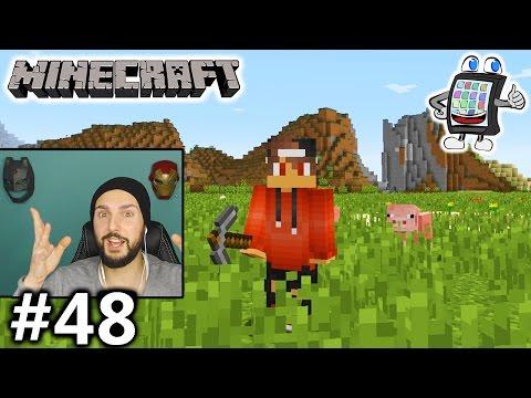 Minecraft #48 Let's Play Deutsch - NEUER SKIN! CAMO IST DAS NICHT! Spiel mit mir Games mit Kaan