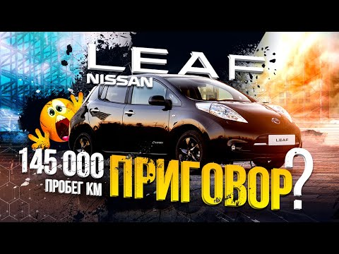 Nissan Leaf 10делений сколько км проедет? вынесли ПРИГОВОР в сервисе 💀 Когда 92й по 45 рублей🤬