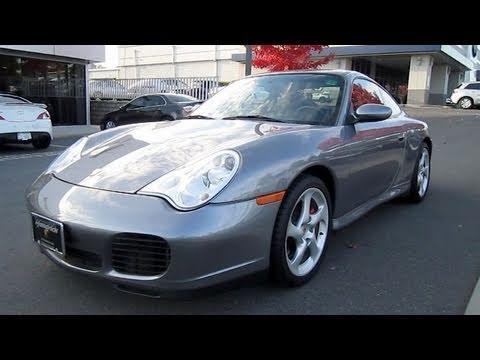 2004 Porsche 911 Carrera 4s 2 Door Coupe P10031 Youtube