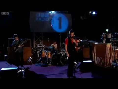 Brandon Flowers - Only the young live @ Maida Vale Studios