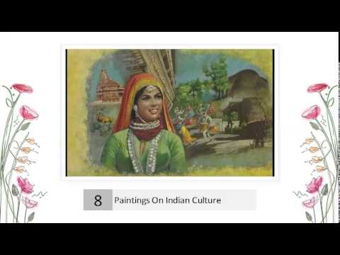 Indian Paintings - Cultural India