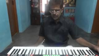 aanaalum indha mayakkam,10 endrathukkulle,on keyboard