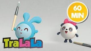 BabyRiki 60MIN (Urme de labute) - Desene animate TraLaLa