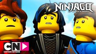 Ninjago | W odwiedzinach u wroga | Cartoon Network