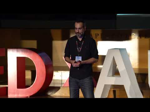 Make Your Passion, Your Work!    Giorgos Xanthakis   TEDxAUTH