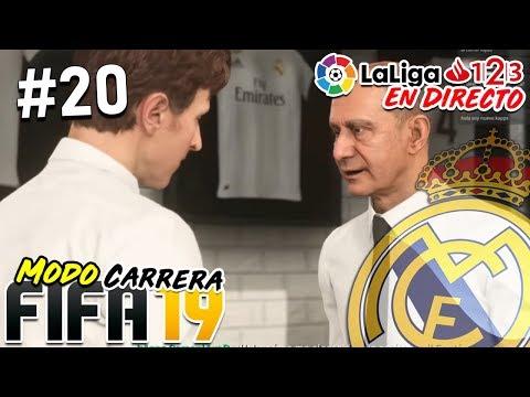FICHAMOS ALGO MÁS ??  | Real Madrid #20 | FIFA 19 Modo Carrera Manager REAL thumbnail