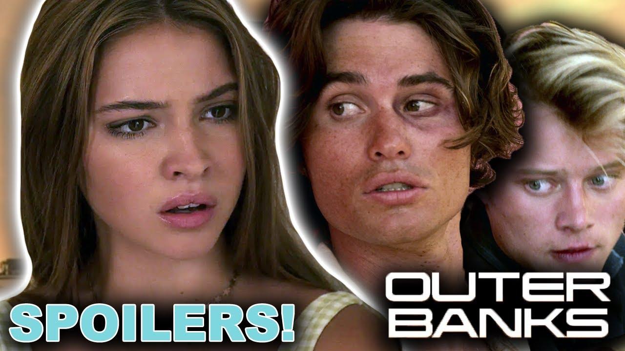 The 'Outer Banks' Creators Break Down Season 2's Twist Ending