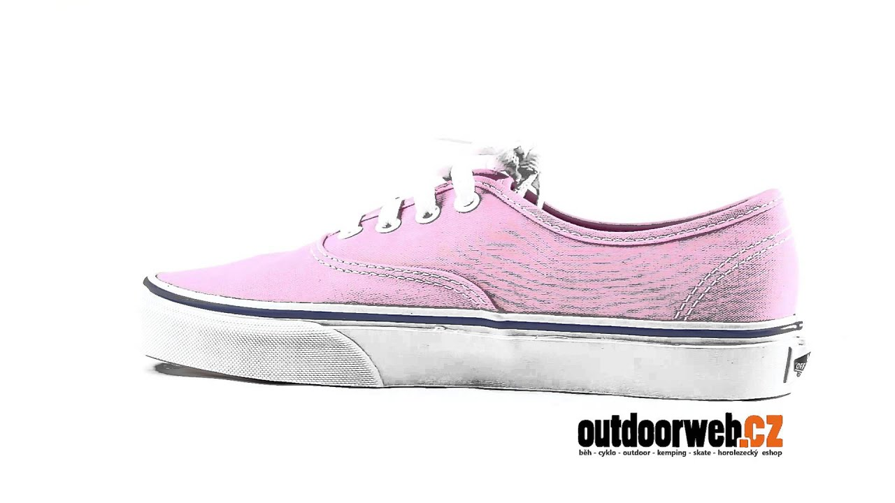 VANS Authentic VZUK2W0 - YouTube f59d2ab6805