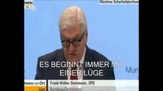 STAHLHELM EINFACH ABNEHMEN HERR GAUCK–FRAU MERKEL & CO