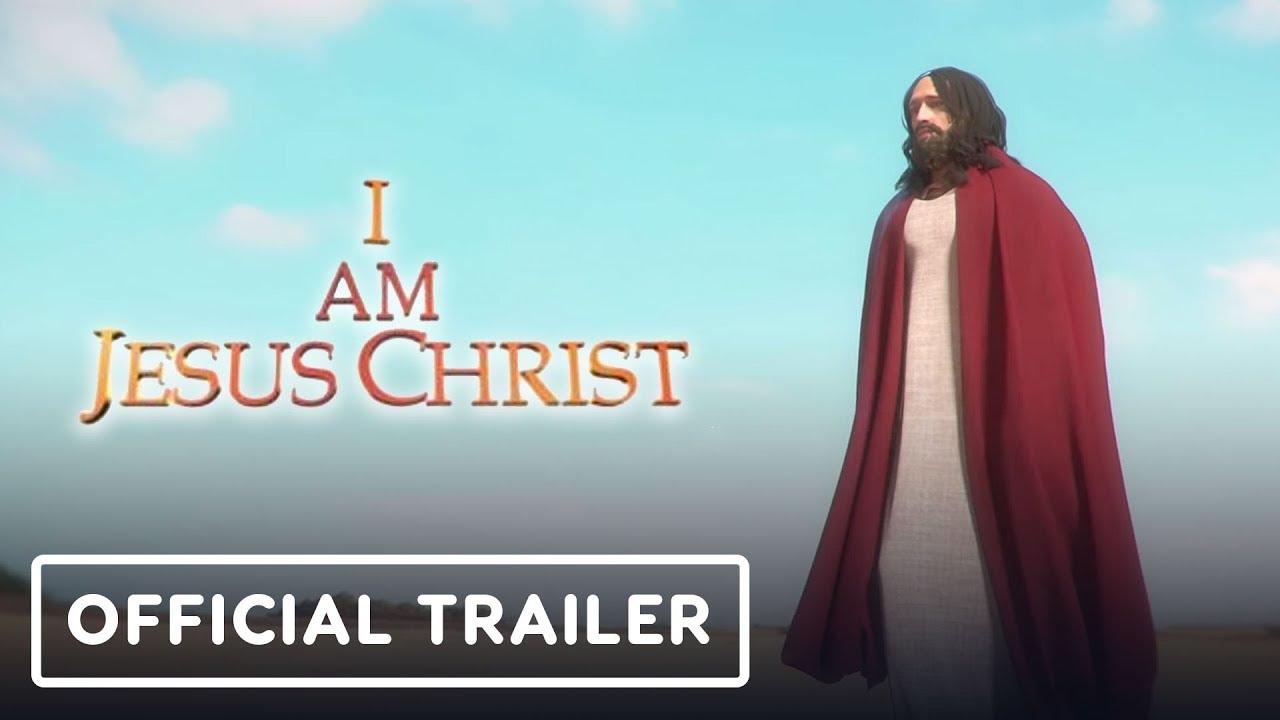 I Am Jesus Christ - Official Announcement Trailer
