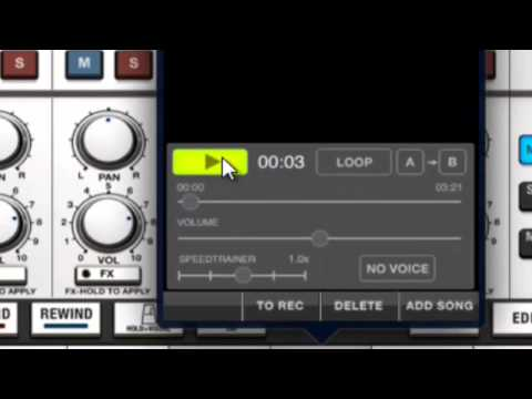 ♫ VocaLive App : How to import a