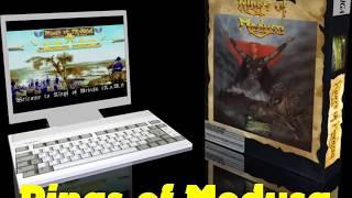 Rings of Medusa Let's Play Amiga Spiel Part 4 - Bergbau Geld Verdienen