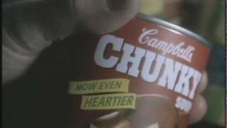 Campbells soup Chunky