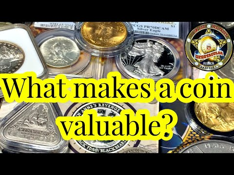 What Makes A Coin Valuable? Coin Collecting For Beginners.