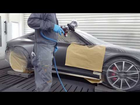 Porsche 911 Carrera 4s (spies hecker ).