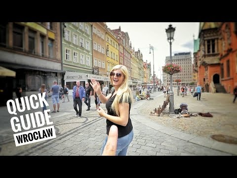 QUICK LOCAL GUIDE OF OLD TOWN WROCLAW