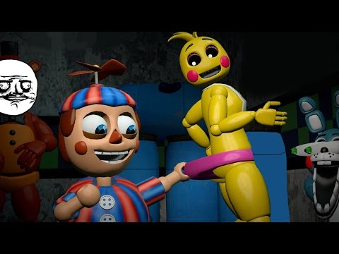 Funny FNAF SFM Animations BEST Five Nights at Freddys Animation Compilation