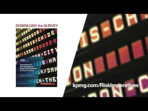 KPMG's Global Risk Survey Teaser
