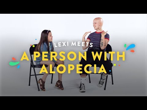Kids Meet A Person with Alopecia (Lexi) | Kids Meet | HiHo Kids