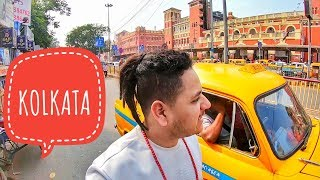 Why Kolkata is MUST while Travelling to India | Kolkata street food nightlife parties | Travel Vlog