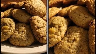 Sugary Saturday: (no Egg) Banana And Peanut Butter Cookies