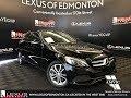 Used Black 2015 Mercedes-Benz C-Class C 300 Walkaround Review Lethbridge Alberta